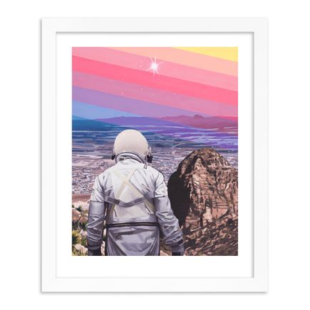 Scott Listfield Art Print - Rainbow Two