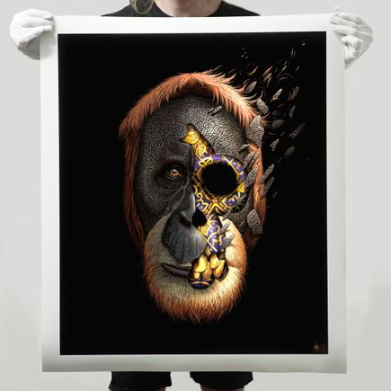Sonny Art Print - Pinda - Limited Edition Prints