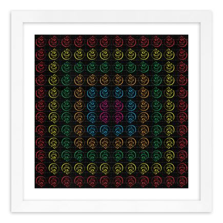 Atomik Art Print - Untitled II - Blotter Edition
