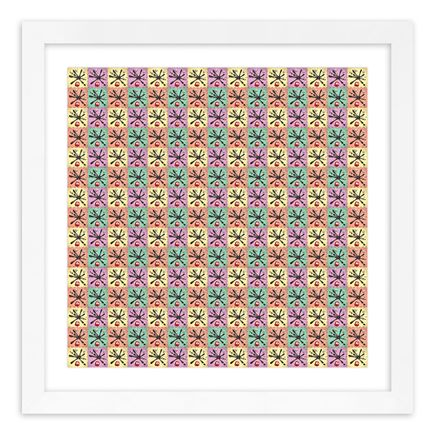 Jason Freeny Art Print - Splat! Grid - Blotter Edition