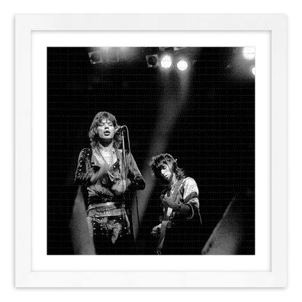 Leni Sinclair Art Print - Rolling Stones - Blotter Edition