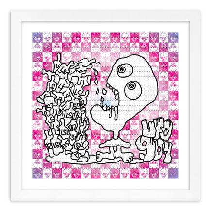 UFO907 Art Print - LSD - Blotter Edition
