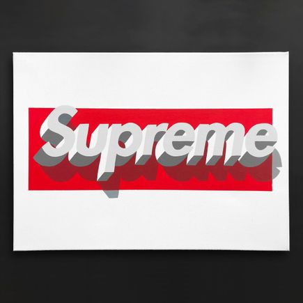 James Lewis Original Art - Original Artwork - 3D Supreme
