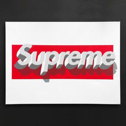 James Lewis Original Art - Original Artwork - 3D Supreme