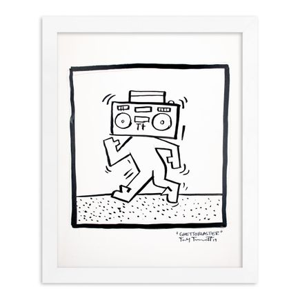 Sheefy Original Art - Ghettoblaster