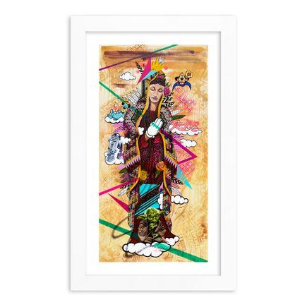 Marka27 Art Print - Childhood Heroes - Hand-Embellished Prints