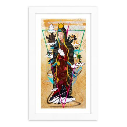 Marka27 Art Print - Childhood Villains - Hand-Embellished Prints