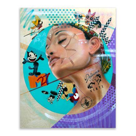 Marka27 Original Art - BRING BACK 90'S RAP - Original Artwork