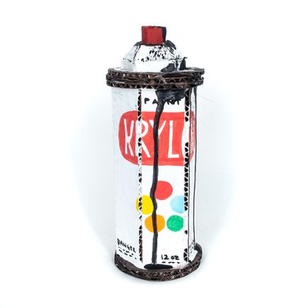 Bill Barminski Original Art - Spray Can 04