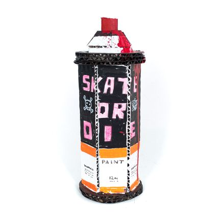 Bill Barminski Original Art - Spray Can 06