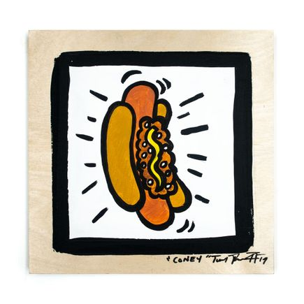 Sheefy Original Art - Coney II