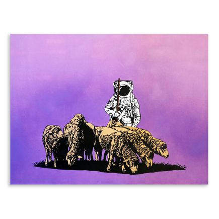 MAD Original Art - Shephernaut  - Original Artwork