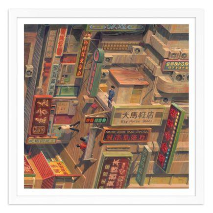 Cinta Vidal Art Print - HongKong
