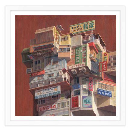 Cinta Vidal Art Print - Kobe