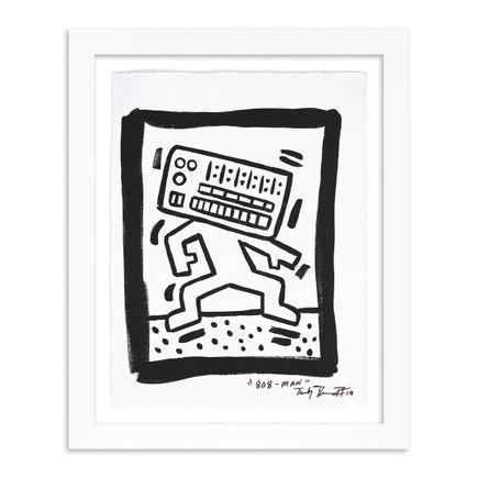 Sheefy Original Art - 808-Man - Original Artwork