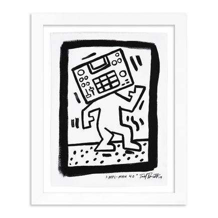Sheefy Original Art - MPC-Man 4.0  - Original Artwork