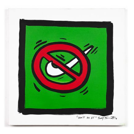 Sheefy Original Art - Don't Do It - Original Artwork