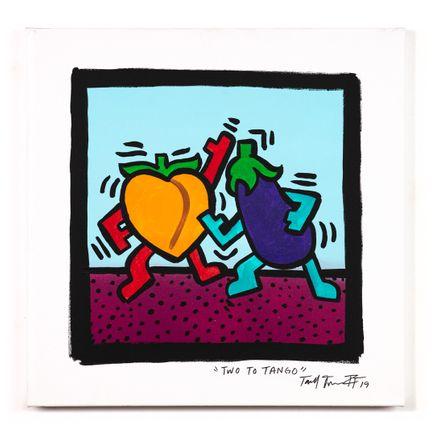 Sheefy Original Art - Two To Tango - Original Artwork