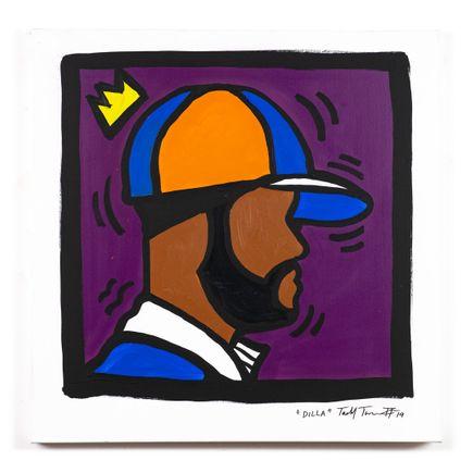 Sheefy Original Art - Dilla - Original Artwork