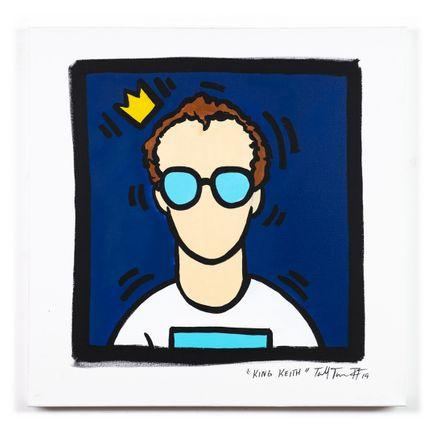 Sheefy Original Art - King Keith - Original Artwork