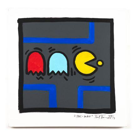 Sheefy Original Art - Pac-Man - Original Artwork