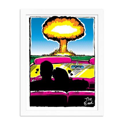Denial Art - The End of The End - Original Variant - Quarantine Print Collection