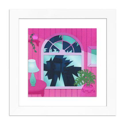 Michael Polakowski Original Art -  Garden Window
