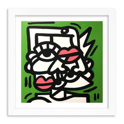 Sheefy Art Print - Slime Study - Limited Edition Prints