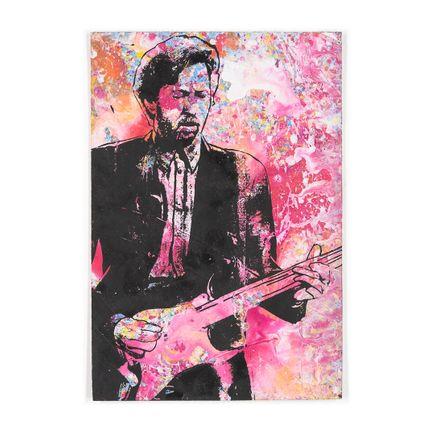 Bobby Hill Art - Eric Clapton