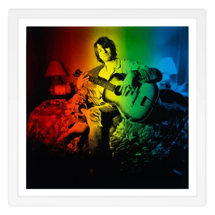 Charles Peterson Art Print - The Advocate - Rainbow Edition