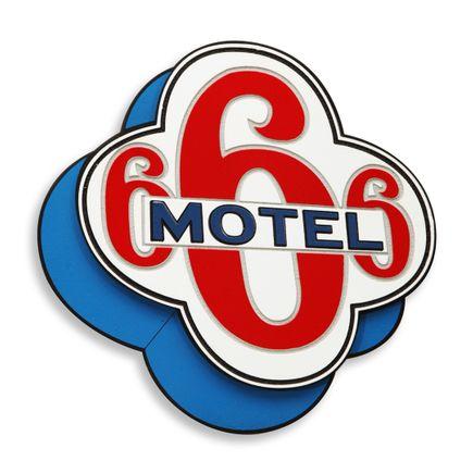Denial Art - Motel 666