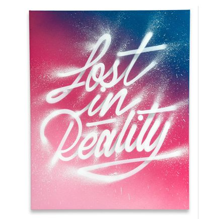 It's A Living Original Art - Lost In Reality - Original Artwork