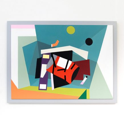 Jesse Kassel Original Art - Original Artwork - Blunt Wrap and Budweiser