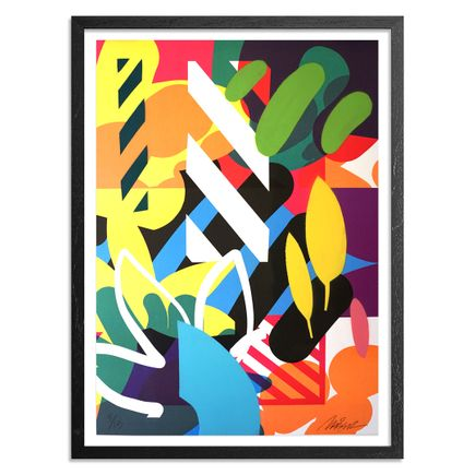 Maser Art Print - 3 of 15 - Habitats - Hand-Painted Edition