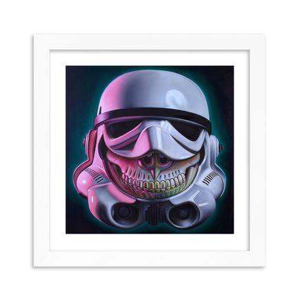 Ron English Art Print - Stormtrooper Grin