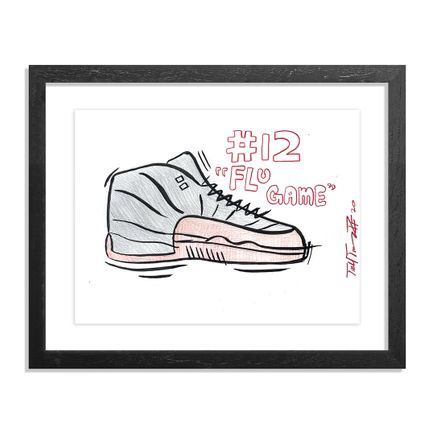 Sheefy Original Art - Flu Game - Original Artwork