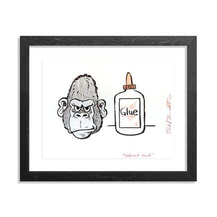 Sheefy Original Art - Gorilla Glue - Original Artwork