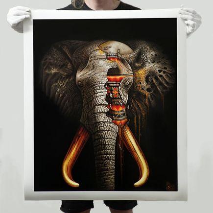Sonny Art - Mudiwa - Hand-Embellished Prints