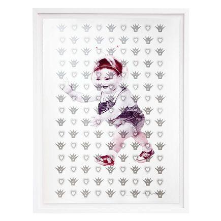 ASVP Art Print - Space Baby