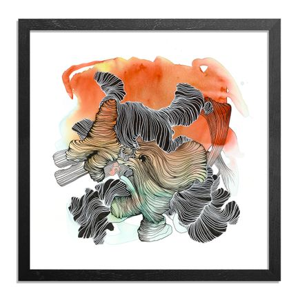 Brandon Boyd Art Print - Remnants IV - Limited Edition Prints