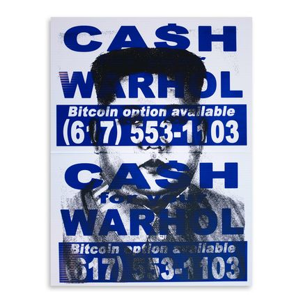 Cash For Your Warhol Art Print - CFYW x Kim.04