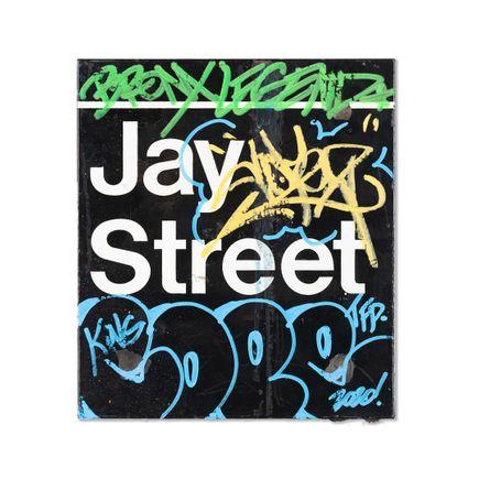 Cope2 Original Art - Jay Street - Original Artwork
