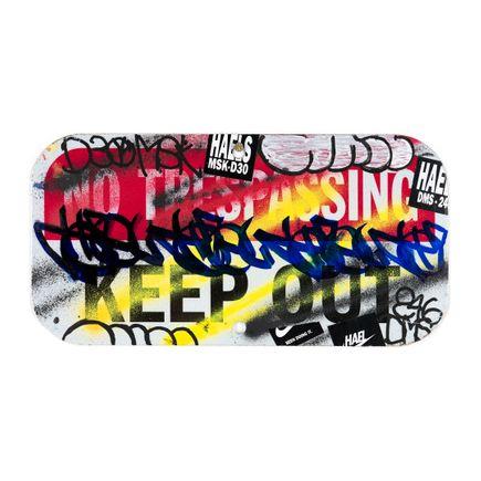 Hael Original Art - Keep Out - I