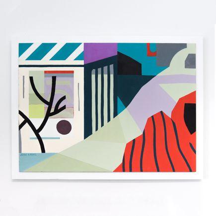 Jesse Kassel Original Art - Original Artwork - Corner Boys