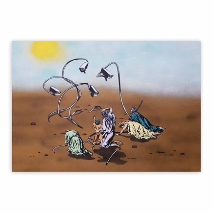 MAD Original Art - Strange Encounters  - Original Artwork