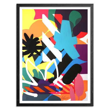 Maser Art Print - 4 of 15 - Habitats - Hand-Painted Edition