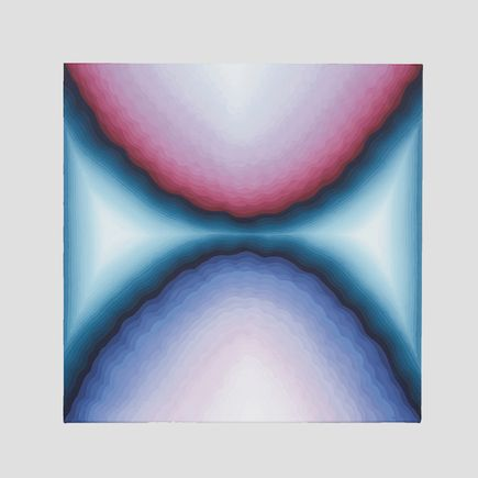 Rebekka Borum Original Art - Fluid Dynamics - Original Artwork