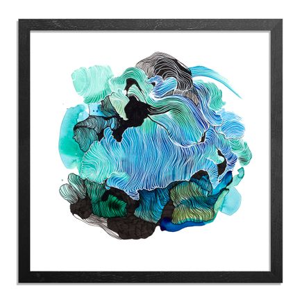 Brandon Boyd Art Print - Remnants V - Limited Edition Prints