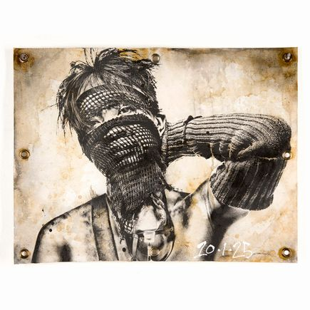 Eddie Colla Original Art - 10 • 1 • 25