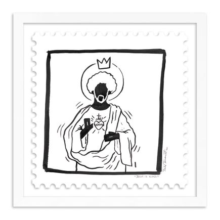 Sheefy Original Art - Jesus Is King - Original Artwork